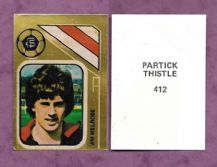 Partick Thistle Jim Melrose 412